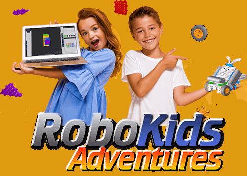 חוג רובוטיקה לילדים